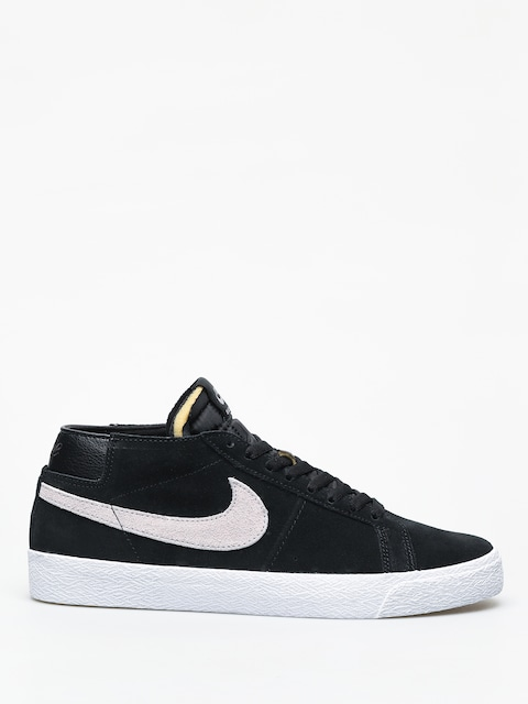 Buty Nike SB Zoom Blazer Chukka (black/atmosphere grey)