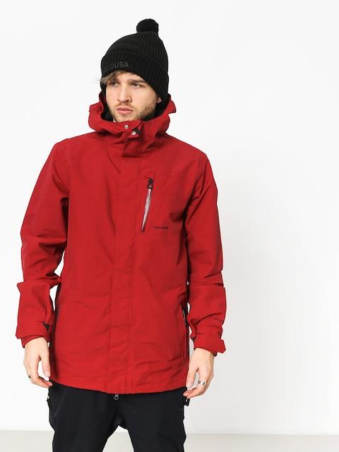 Kurtka snowboardowa Volcom L Gore Tex (red)
