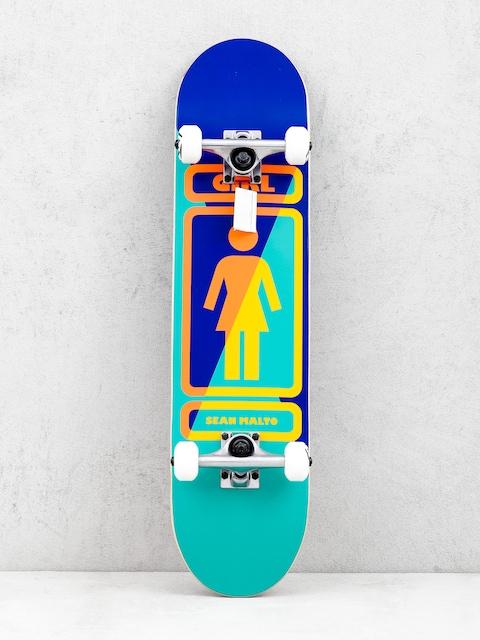 Deskorolka Girl Skateboard Malto 93 Til (navy/teal)