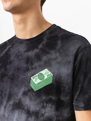 T-shirt RipNDip Money Talks (black cloud wash)