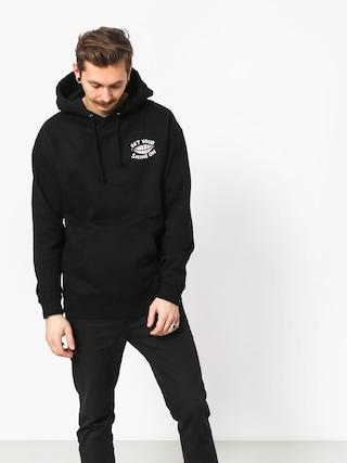 Bluza z kapturem Diamond Supply Co. Shine On (black)