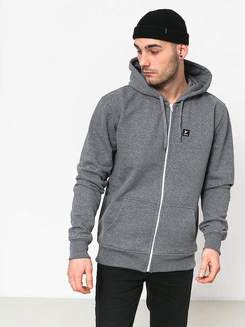 Bluza z kapturem Nervous Icon ZHD (grey)