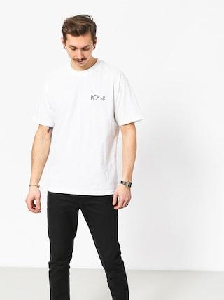 T-shirt Polar Skate Torsten Fill Logo (white)