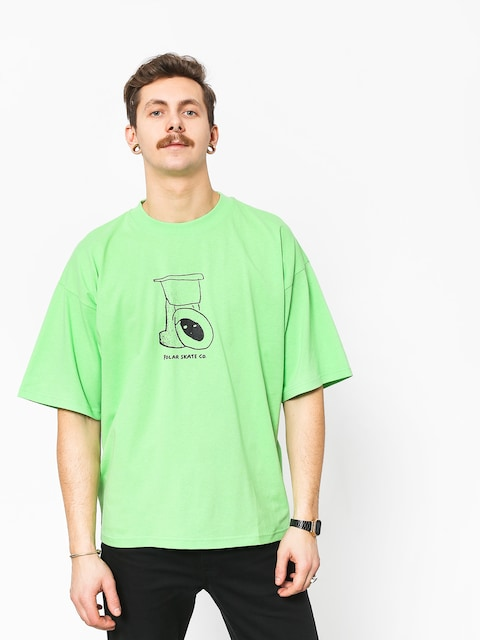 T-shirt Polar Skate Toilet Surf
