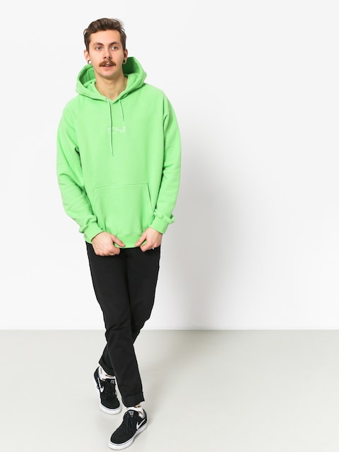 Bluza z kapturem Polar Skate Default HD (summer green)