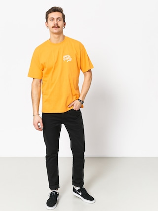 T-shirt Polar Skate Angry Stoner (orange)