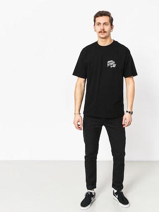 T-shirt Polar Skate Angry Stoner (black)