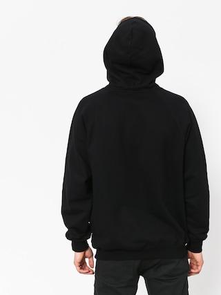 Bluza z kapturem Polar Skate Default HD (black)