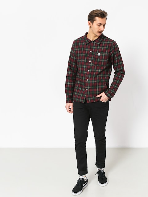 Koszula The Hive Flannel Overshirt