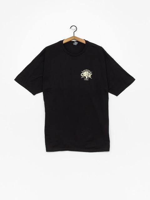 T-shirt OBEY Obey World Domination Globe (black)