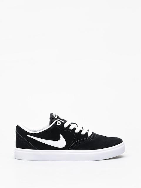 Buty Nike SB Check Solar Wmn (black/white)