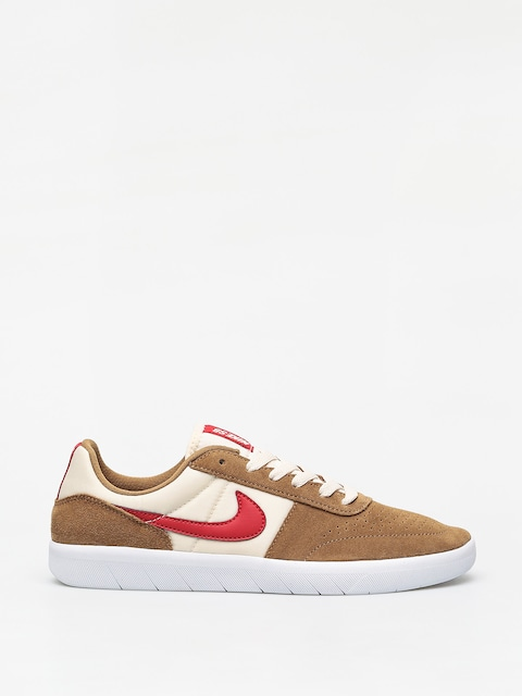 Buty Nike SB Team Classic (golden beige/university red light cream)