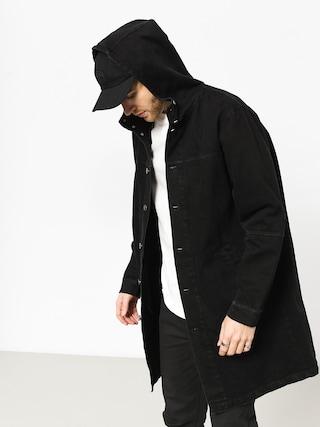 Płaszcz The Hive Denim Parka Coat (black)