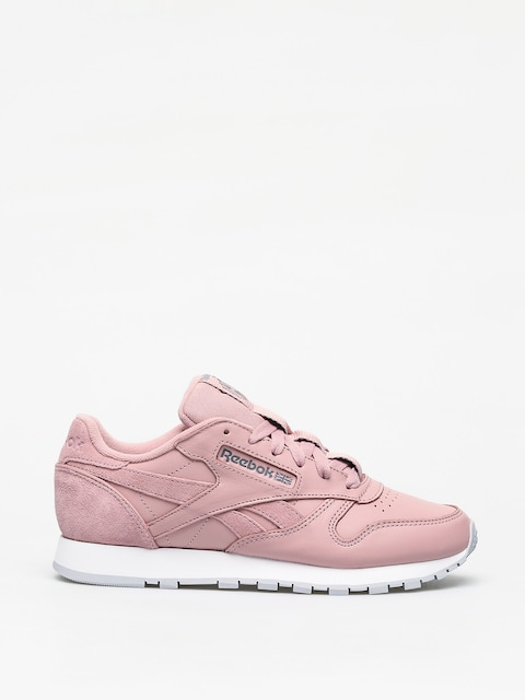 Buty Reebok Cl Lthr Wmn (smoky rose/cold grey)