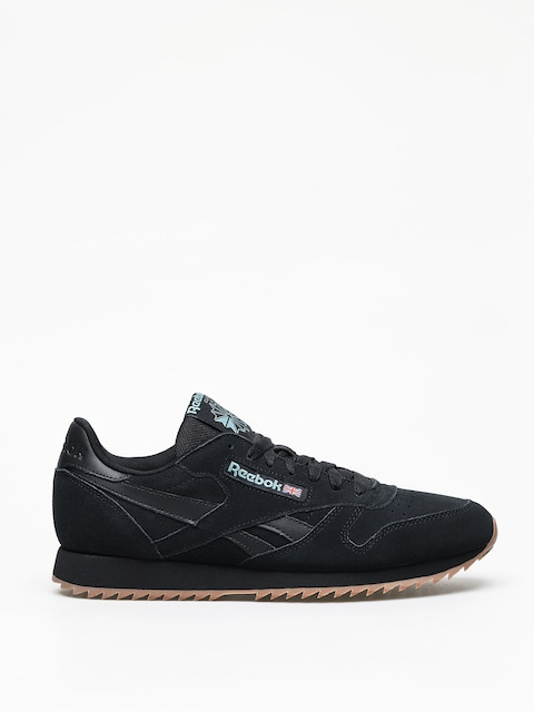 Buty Reebok Cl Leather Mu (black/mineral mist/l)