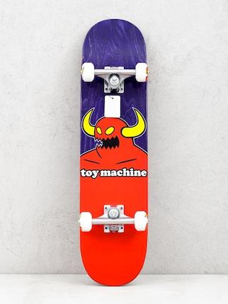 Deskorolka Toy Machine Monster Mini (navy/red)