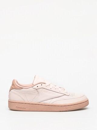Buty Reebok Club C 85 Wmn (pale pink/dusty pink)