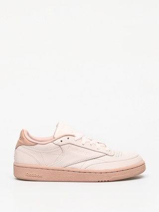 Buty Reebok Club C 85 Wmn (pale pink/dusty pink)