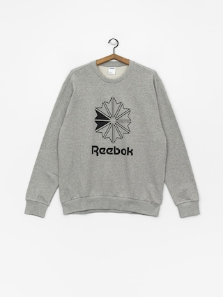 Bluza Reebok Ac Ft Big Starcrest Crew (mgreyh/black)