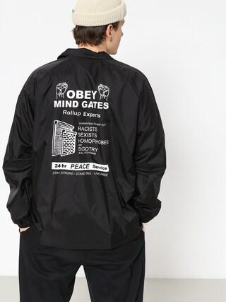 Kurtka OBEY Obey Mind Gates (black)