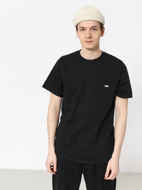 T-shirt OBEY Obey Jumbled (black)