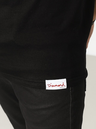 T-shirt Diamond Supply Co. Passport (black)
