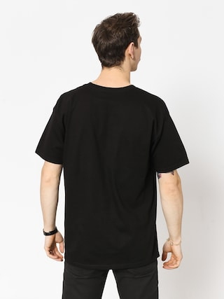 T-shirt Diamond Supply Co. Duplicated (black)