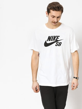 T-shirt Nike SB Sb Dri Fit (white/black)