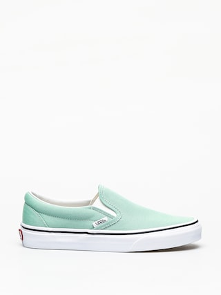 Buty Vans Classic Slip On (neptune green)
