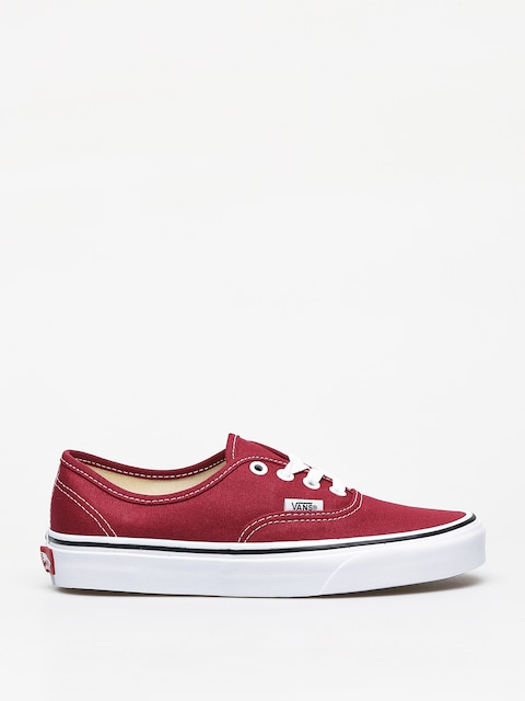 Buty Vans Authentic (rumba red/true white)