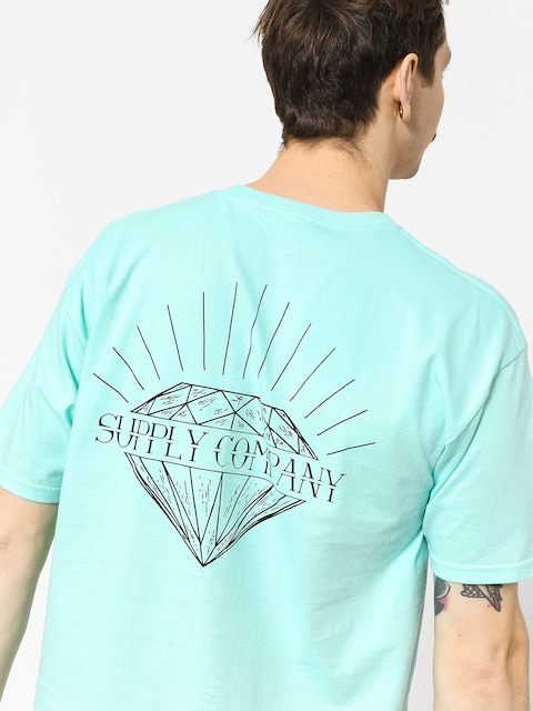 T-shirt Diamond Supply Co. Split