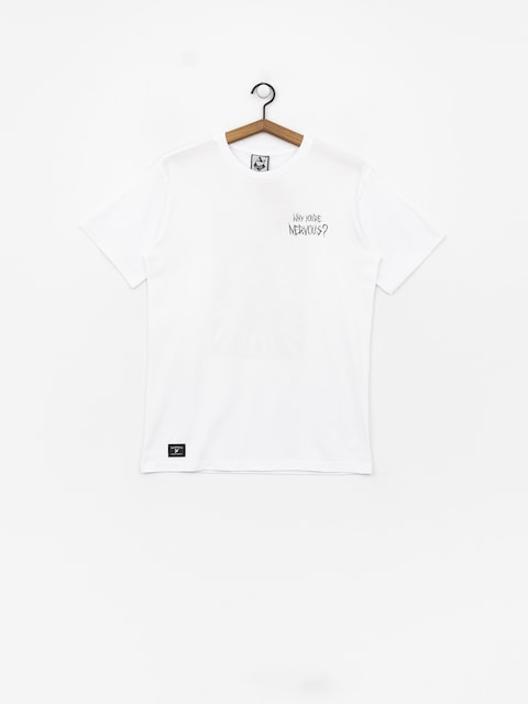 T-shirt Nervous Sigil Racoon