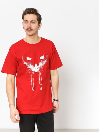 T-shirt Diamond Supply Co. Bombay (red)