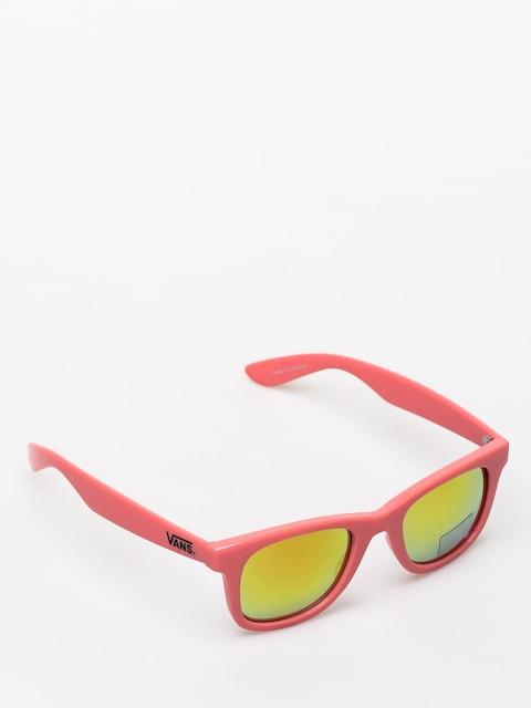 Okulary przeciwsłoneczne Vans Janelle Hipster Wmn (strawberry pink)