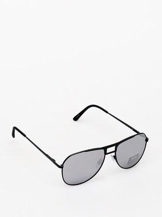 Okulary przeciwsłoneczne Vans Hayko (matte black/silver)