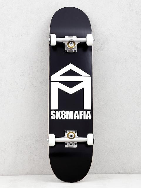 Deskorolka Sk8Mafia House Logo (black)