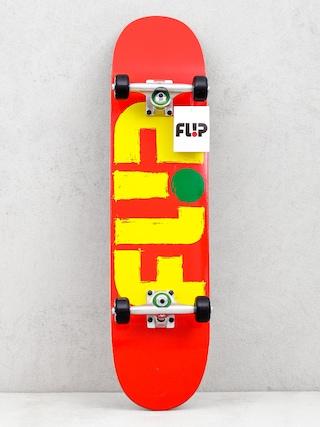 Deskorolka Flip Odyssey (stroekd red)