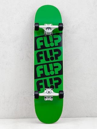 Deskorolka Flip Team Quattro (odyssey green)