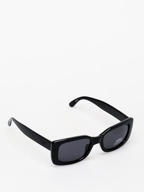Okulary przeciwsłoneczne Vans Keech (black/dark smoke)