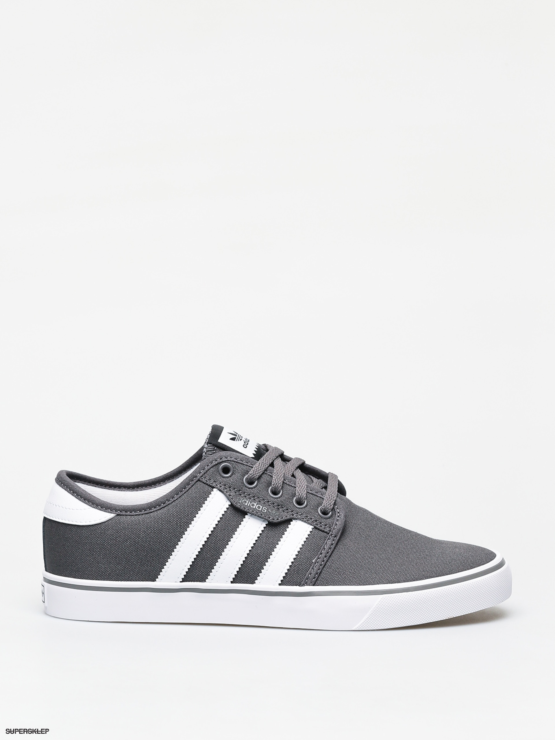clearance sale 50% price best selling Buty adidas Seeley (ash/ftwwht/cblack)