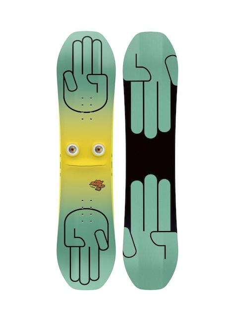 Zestaw snowboardowy Bataleon Minishred (mint/black)