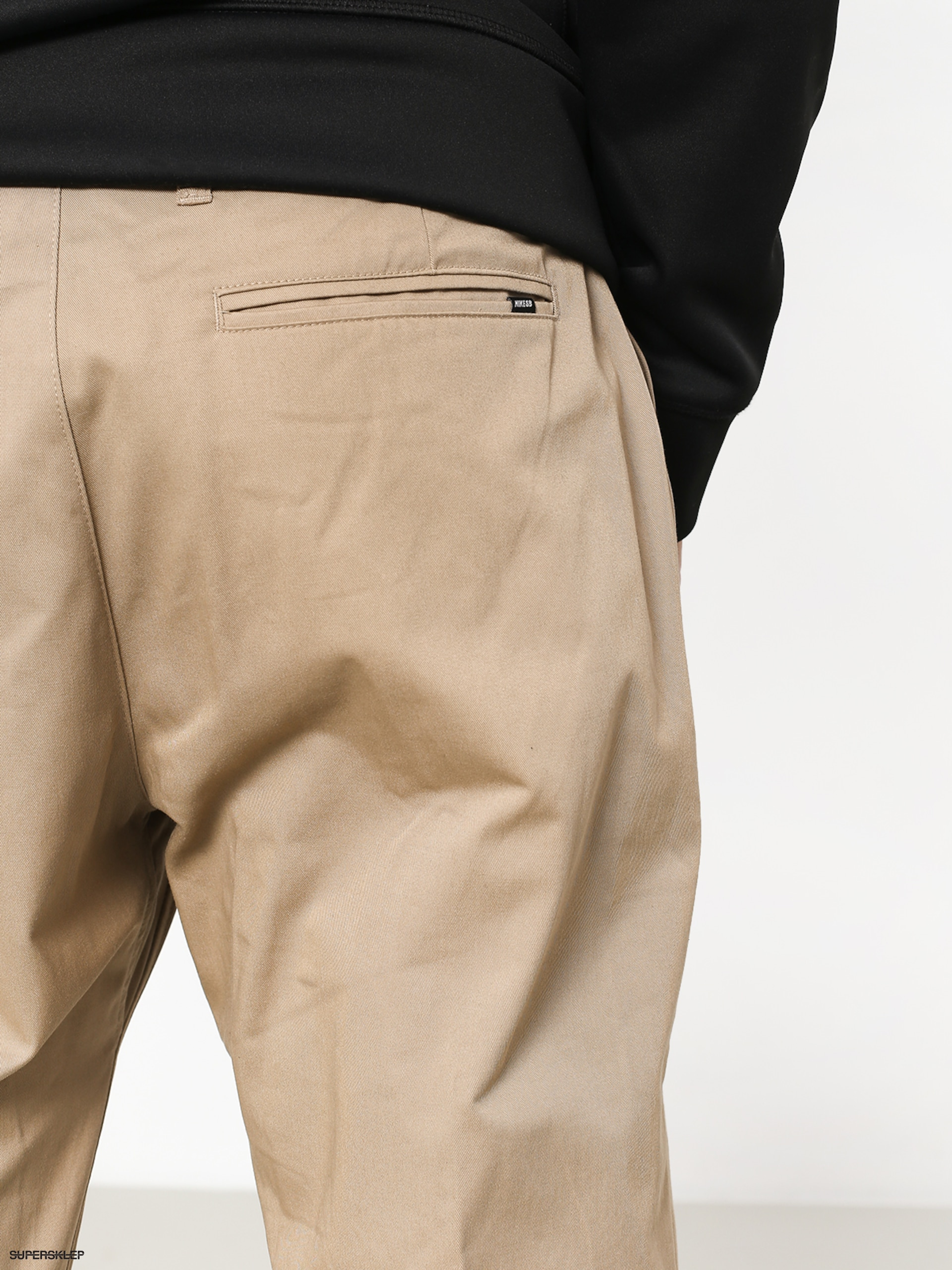 spodnie nike sb ftm pant khaki