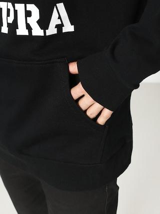 Bluza z kapturem Supra Vrsty HD (black)