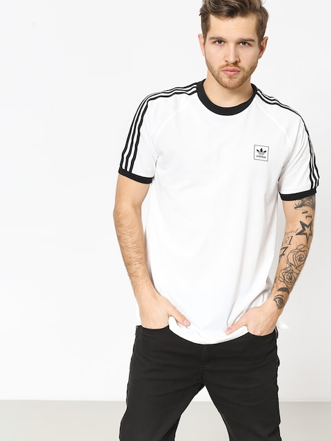 T-shirt adidas Cali Bb (white/black)