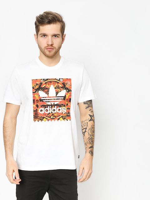 T-shirt adidas Evisen Bb Fl (white)