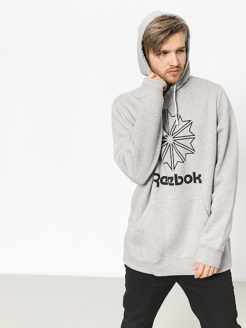 Bluza z kapturem Reebok C Big Logo HD (mgreyh)