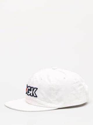 Czapka z daszkiem DGK Bristol ZD (white)