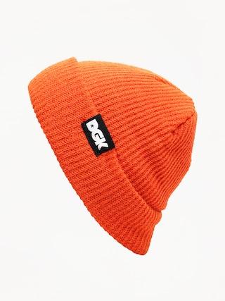 Czapka zimowa DGK Classic Beanie (orange)