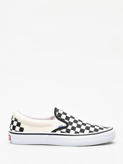 Buty Vans Slip On Pro (checkerboard/black/white)