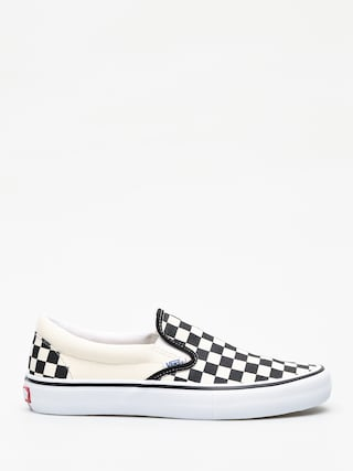 Buty Vans Slip On Pro (checkerboard/black/white)